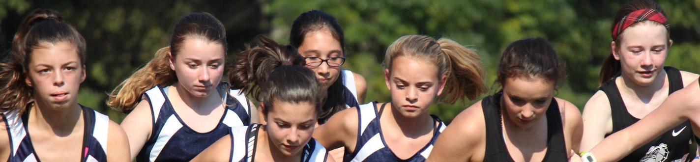 Girl's Cross Country Team